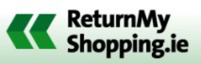 Inexpensive & Easy returns with Returmyshopping.ie
