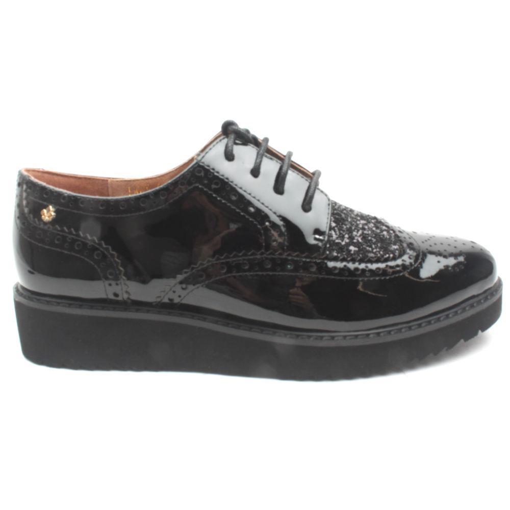 Amy Huberman Lady Eve Shoe Black