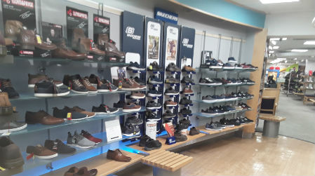 Our Mens Department