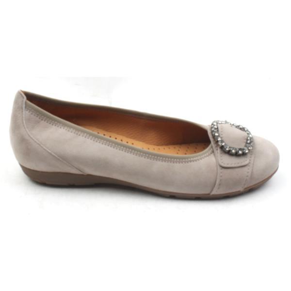 3ab0b7a48fc Gabor Ladies Shoe 24152 - Taupe