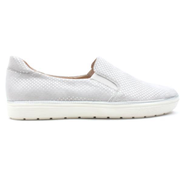 c1deb45ac065 Caprice 24662 Slip On Shoe - Light Grey