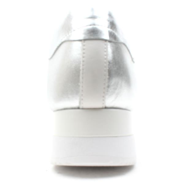 3ee1e0b8ded0 Caprice 24700 Laced Shoe - Silver