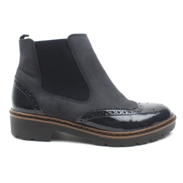 Jenny Ara 60004 Ladies Boot - Navy   Shoeshop.Ie   Cordners Shoes   Ireland ce3e7b5ecf