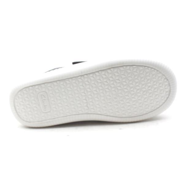 08c3e4edb728 Clarks Cloud Ember Velcro Shoe - Navy F