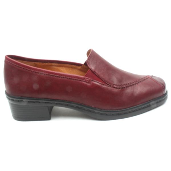 d021289dacc Gabor Ladies Gab026 Shoe - Burgundy