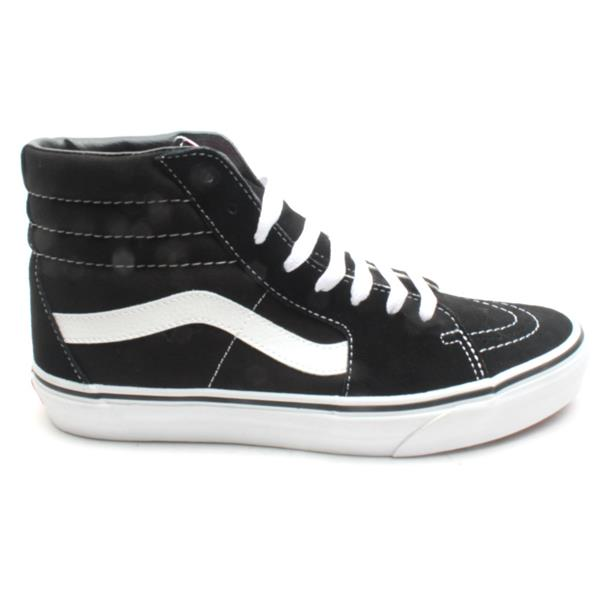 8816e6e0c3986d Vans Sk8-Hi Boot - Black White