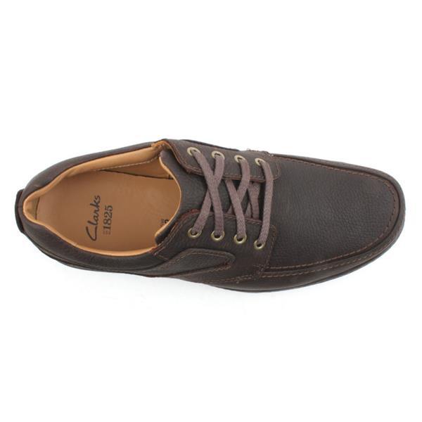 1b6578913b32 Clarks Mens Shoe Star Stride - Brown